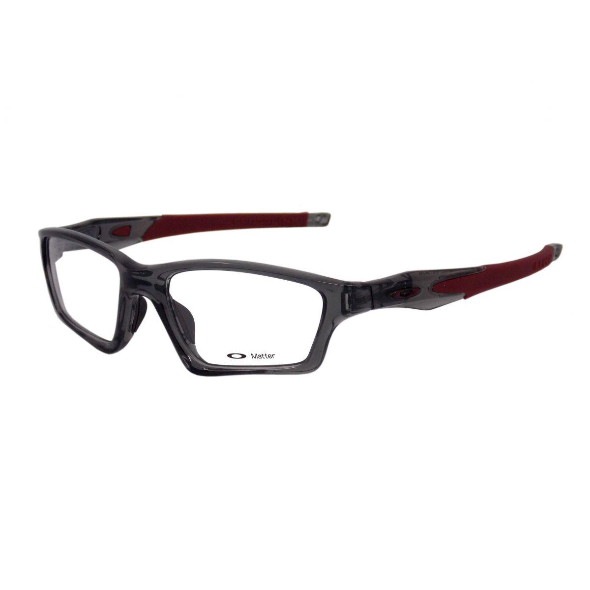 Óculos De Grau Oakley Crosslink Sweep OX8031 06 Tam.55. Image description  Image description ... 2a11be1d18
