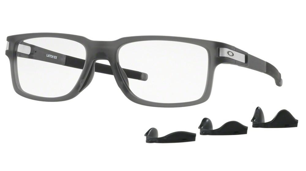 Óculos De Grau Oakley Latch Ex OX8115 02 Tam.54