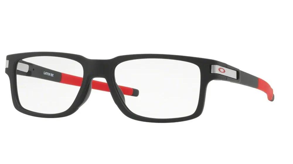 Óculos De Grau Oakley Latch Ex OX8115 04 Tam.54
