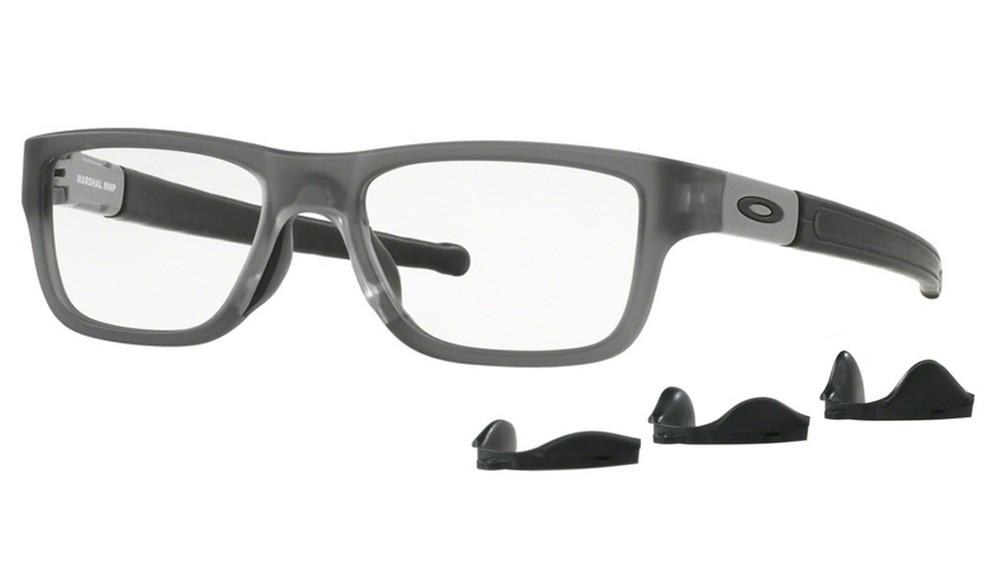 12d11c0502549 Óculos De Grau Oakley Marshal Mnp OX8091 02 Tam.55Oakley ...