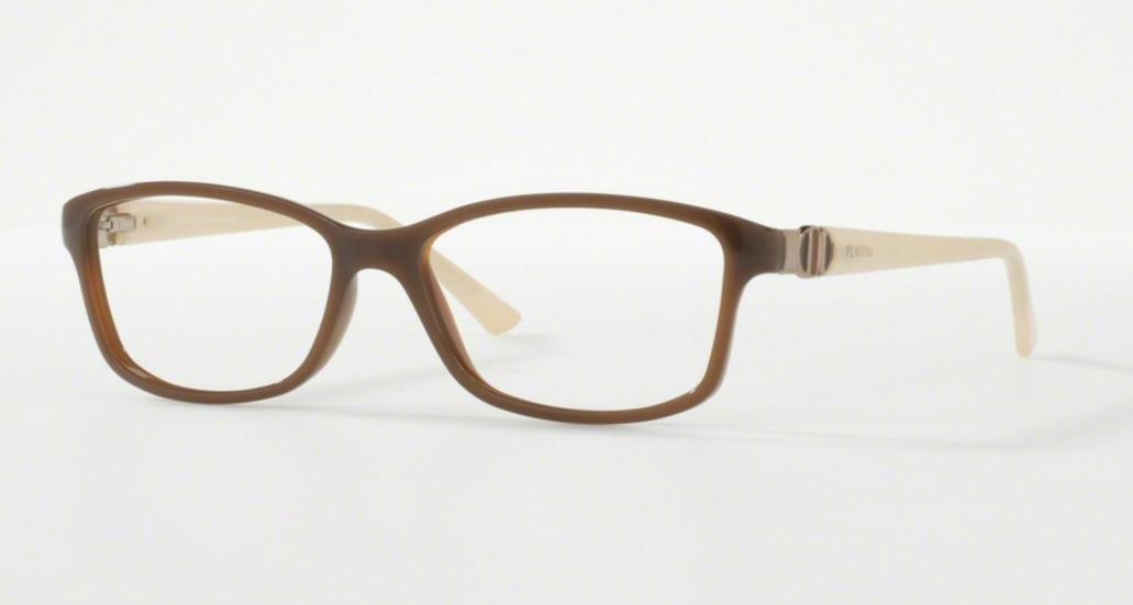 97cc23205b220 Óculos de Grau Platini Feminino Nude P93091 Tam.51PlatiniPlatini de ...