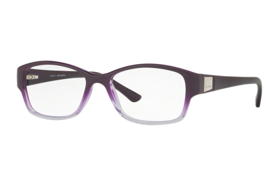 34bfedbda6bac Óculos de Grau Platini Feminino P93122B Tam.53PlatiniPlatini de ...