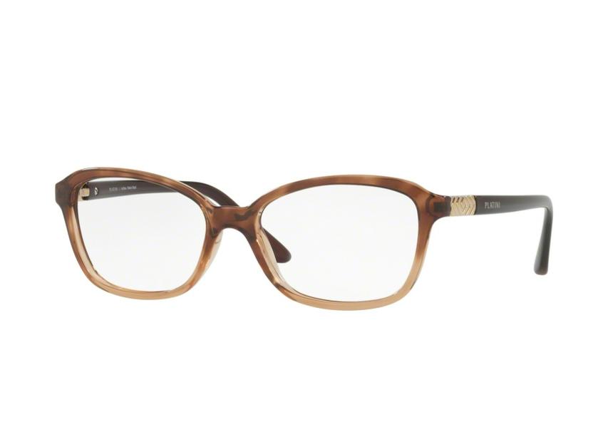 dd54d20caf65e Óculos de Grau Platini Feminino P93129 Tam.52PlatiniPlatini de ...