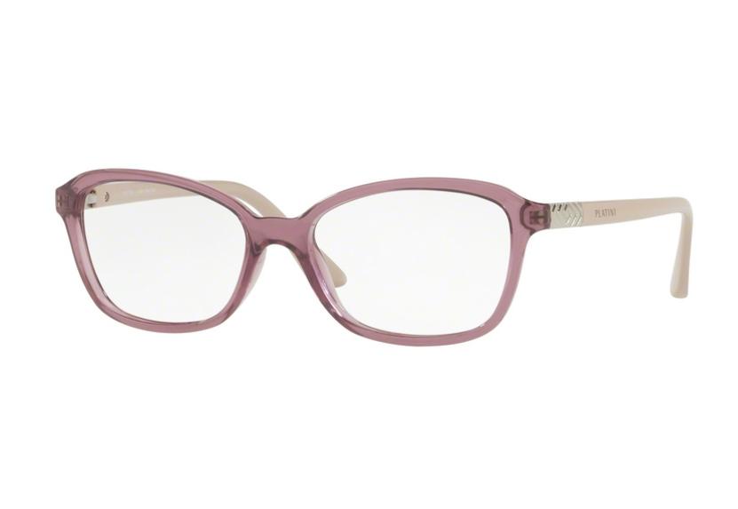 a774b8f924363 Óculos de Grau Platini Feminino Rosa P93129 Tam.52PlatiniPlatini de ...