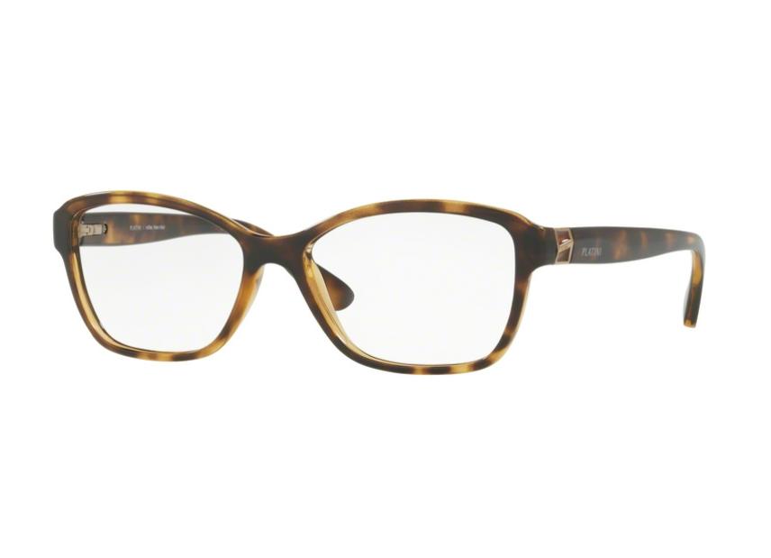 c1e74672af19b Óculos de Grau Platini Feminino Tortoise P93124 Tam.53PlatiniPlatini ...