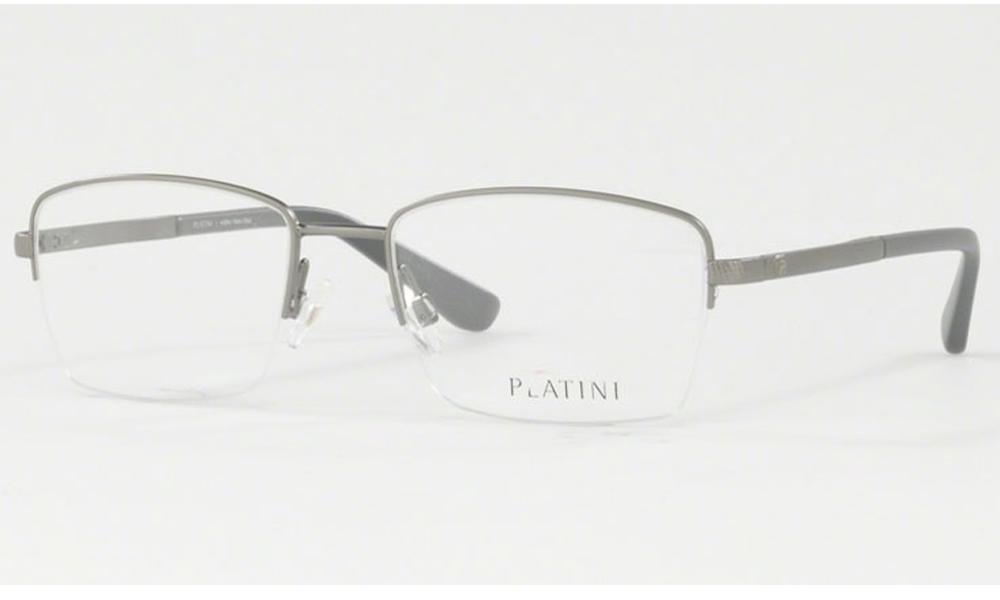 Óculos de Grau Platini Masculino Metal P91160 Tam.52