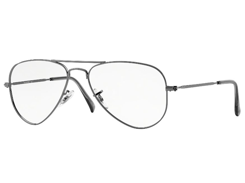 a7879cd9f Óculos De Grau Ray Ban Aviador RB6049 2502 Tam.55Ray Ban OriginalRay ...