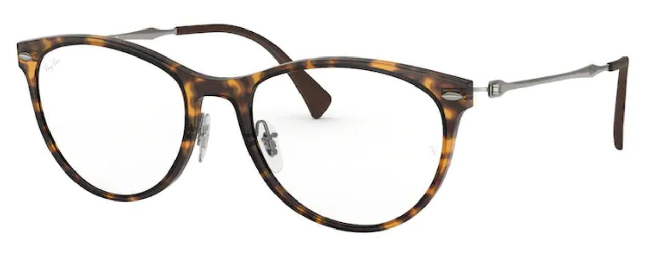 Óculos de Grau Ray Ban Feminino RB7160 5865 Tam. 54