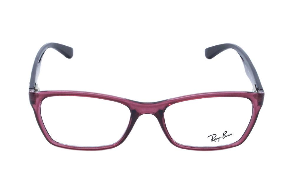 4fac5d33c Óculos de Grau Ray Ban Feminino Rosa RB7033L 5445 Tam.52Ray Ban ...