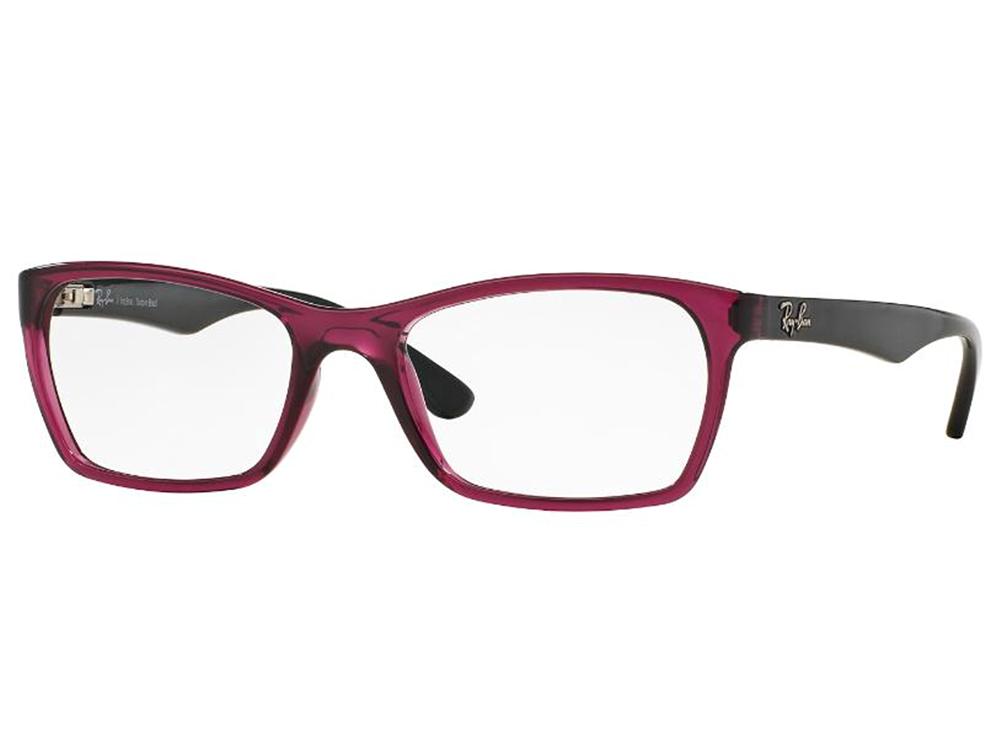 0d3491c7c Óculos de Grau Ray Ban Feminino Rosa RB7033L 5445 Tam.52. Image description  Image description Image description