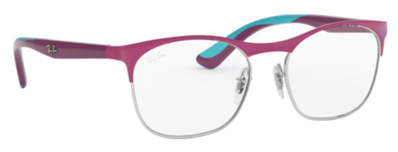 Óculos De Grau Ray Ban Infantil RB1054 4071 4 a 6 anos Tam.49