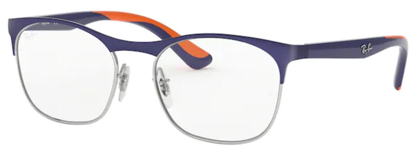 Óculos De Grau Ray Ban Infantil 4 a 6 anos RB1054 4073 Tam.49