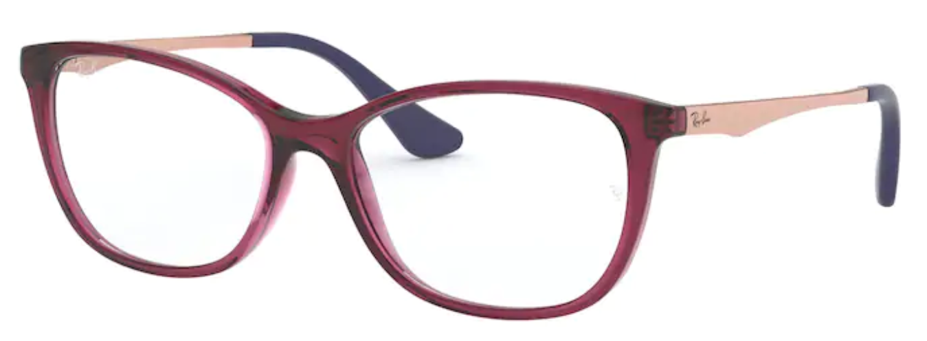Óculos de Grau Ray Ban Infantil RB1565L 3788  4 a 6 anos Tam.49
