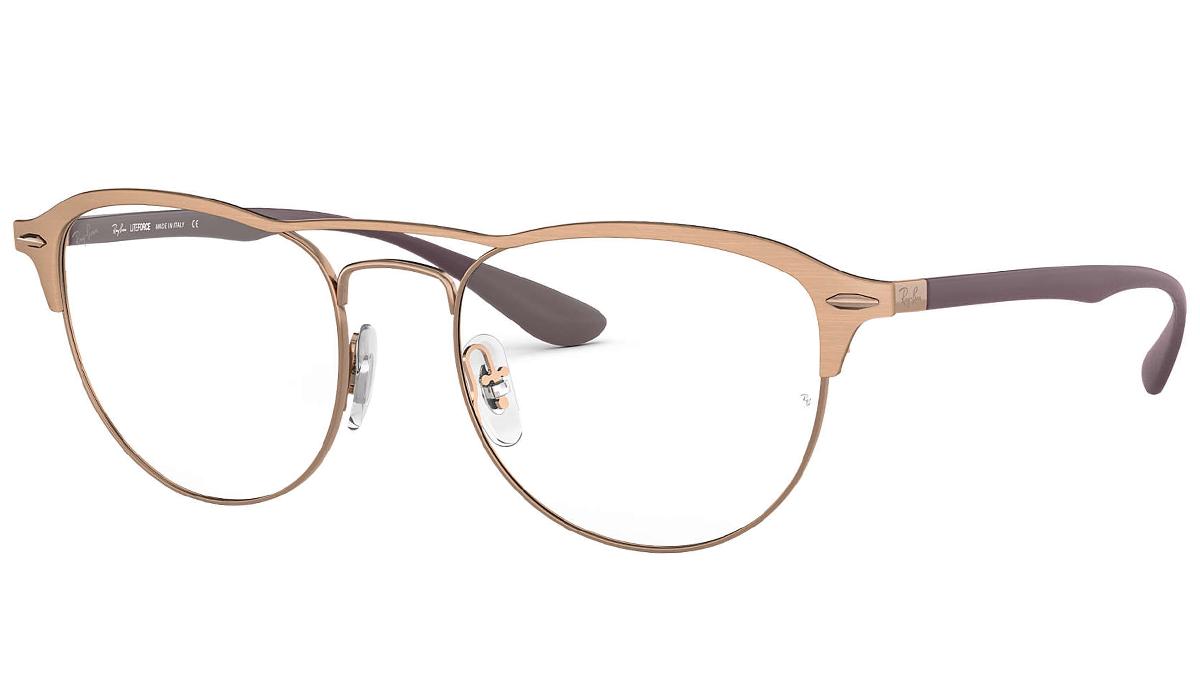 Óculos De Grau Ray Ban Liteforce Bronze RB3596 2998 Tam.54