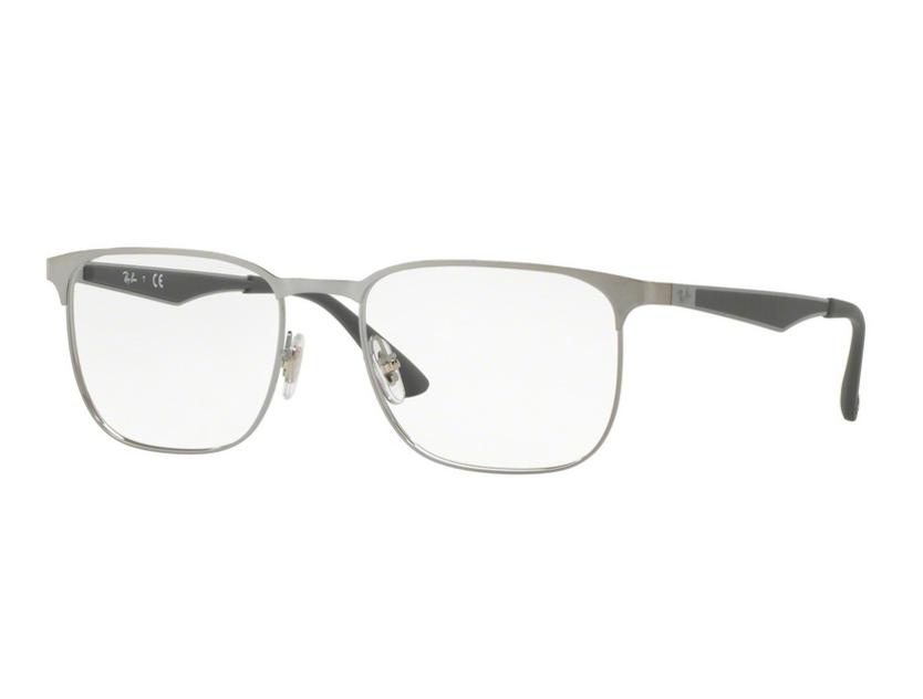 d0b4df5b3b3bd Óculos de Grau Ray Ban Masculino RB6363 2553 Tam.54Ray BanRay Ban de ...