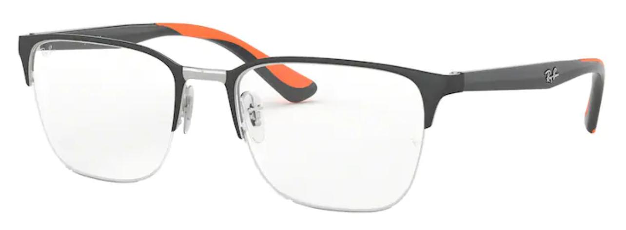 Óculos de Grau Ray Ban Masculino RB6428 3004 Tam.54