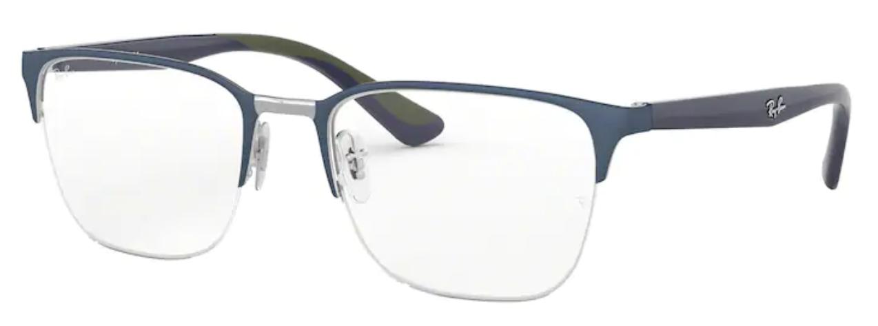 Óculos de Grau Ray Ban Masculino RB6428 3006 Tam.54