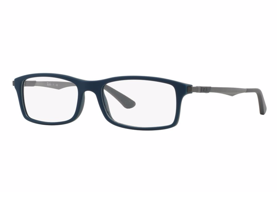 Óculos De Grau Ray Ban Masculino RB7017 5260 Tam.56Ray Ban ... a87efb2476