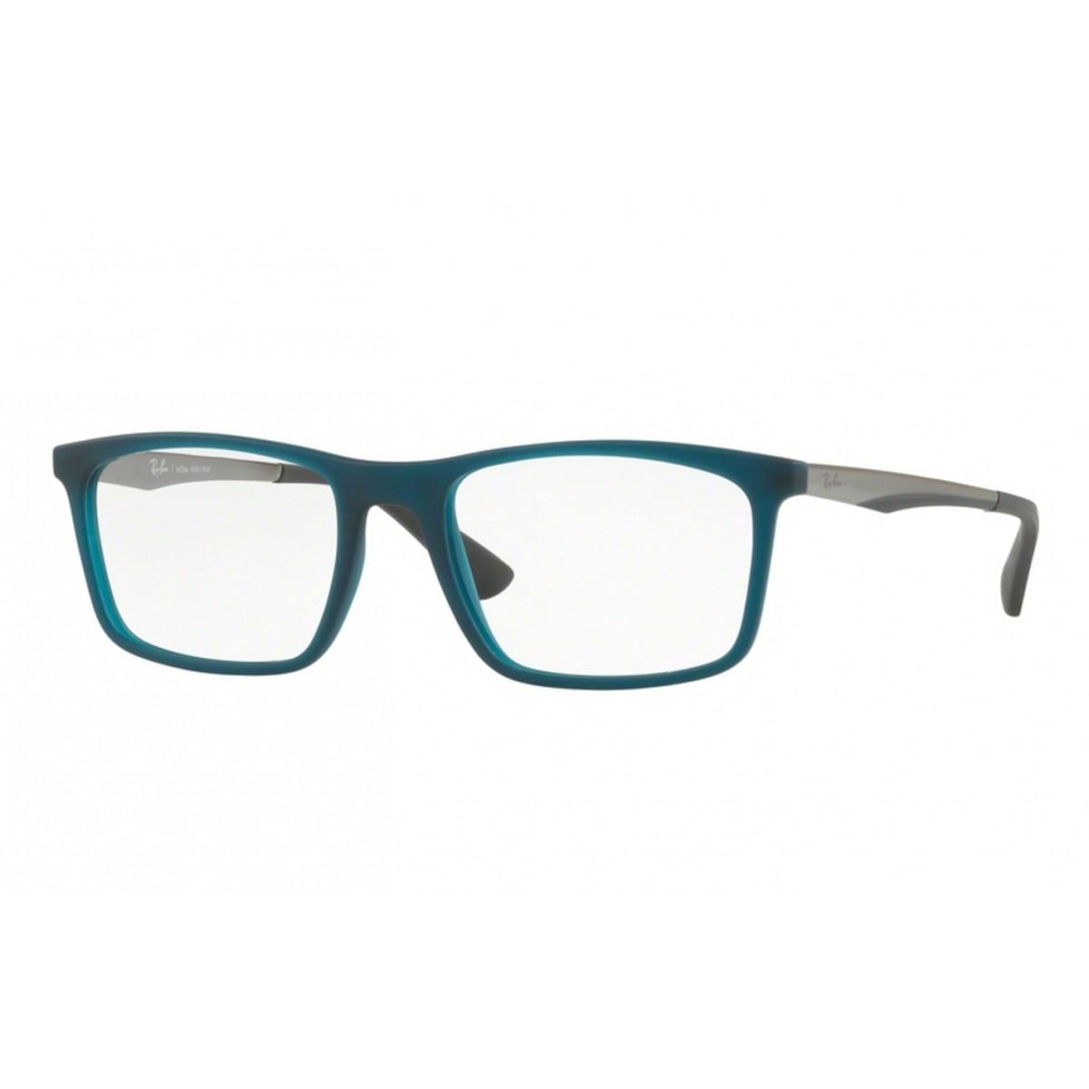 559ec7646de13 Óculos de Grau Ray Ban Masculino RB7134L 8035 Tam.53Ray Ban ...