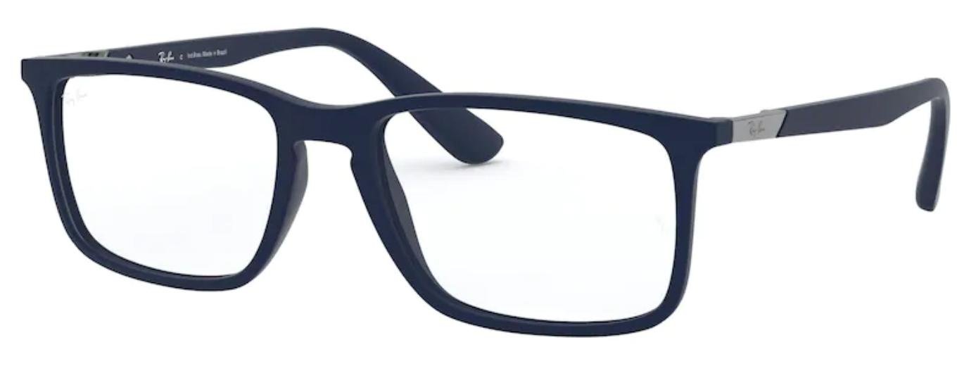 Óculos de Grau Ray Ban Masculino RB7158L 5828 Tam.56