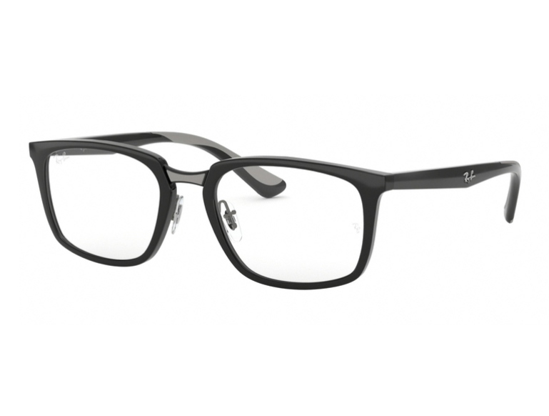 Óculos De Grau Ray Ban Preto RB7148 2000 Tam. 54