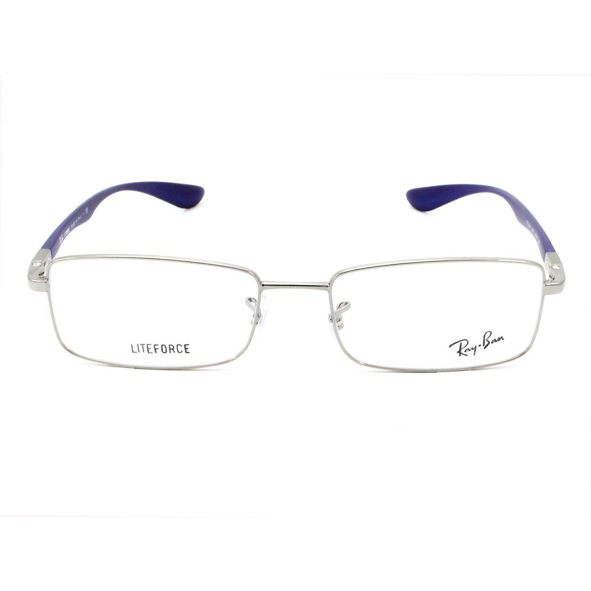 4b9380efdec52 Óculos De Grau Ray Ban RB6286 2502 Tam.54Ray Ban OriginalRay Ban de ...