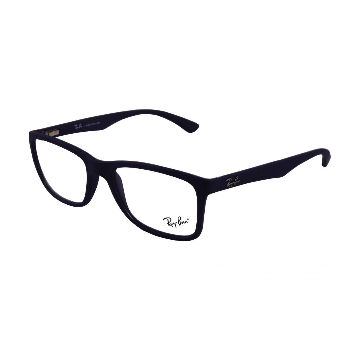 Óculos De Grau Ray Ban RB7027 5412 Tam.54Ray Ban OriginalRay Ban de  GrauCompra segura, produto original com nota fiscal e garantia de fábrica,  ... 4a51d517ce