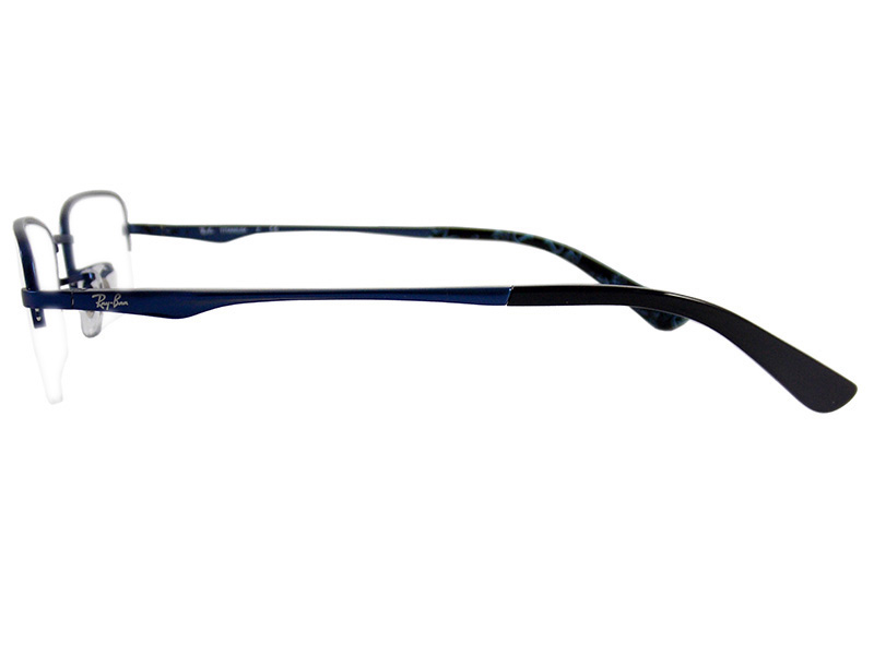 35a2a8c3f87a0 Óculos De Grau Ray Ban RB8692 1061 Tam.53. Image description Image  description Image description