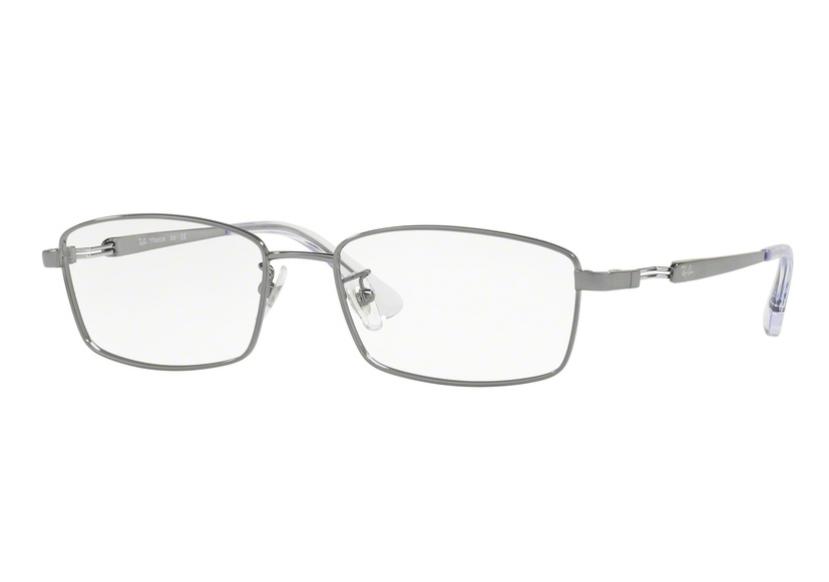147902bf02079 Óculos de Grau Ray Ban Titânio RB8745D 1000 Tam. 55Ray Ban ...