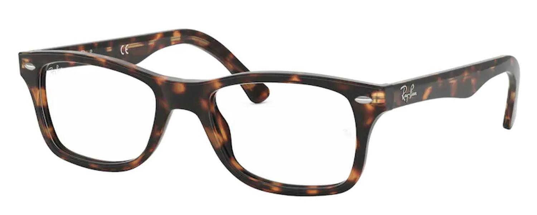 Óculos de Grau Ray Ban Wayfarer RB5228 2012 Tam.53