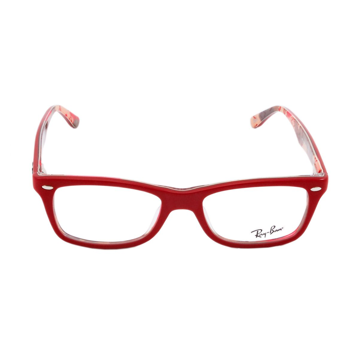 5e7ae192c083c Óculos De Grau Ray Ban Wayfarer RB5228 5406 Tam.53. Image description Image  description ...