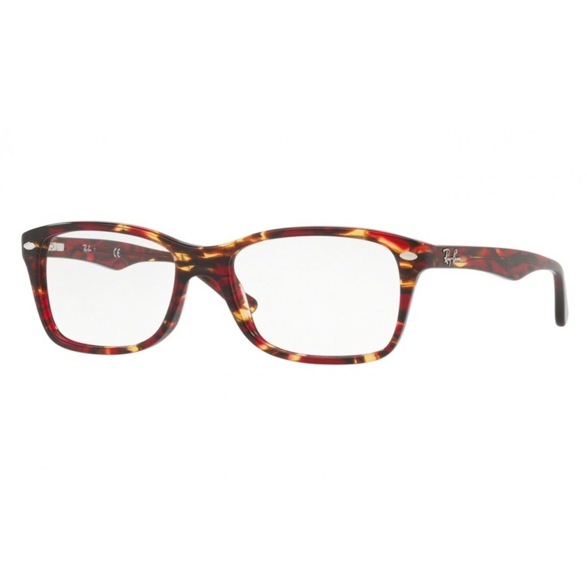 Óculos de Grau Ray Ban Wayfarer RB5228 5710 Tam.53