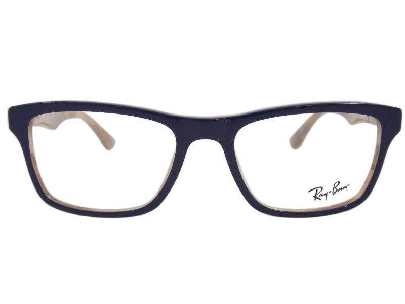 b26aeef8425a7 Óculos De Grau Ray Ban Wayfarer RB5279 5131 Tam.53Ray Ban ...