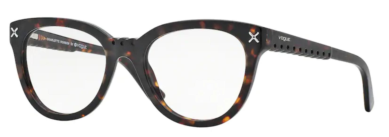 Óculos De Grau Vogue Charlotte Ronson VO2887 W656 Tam.51