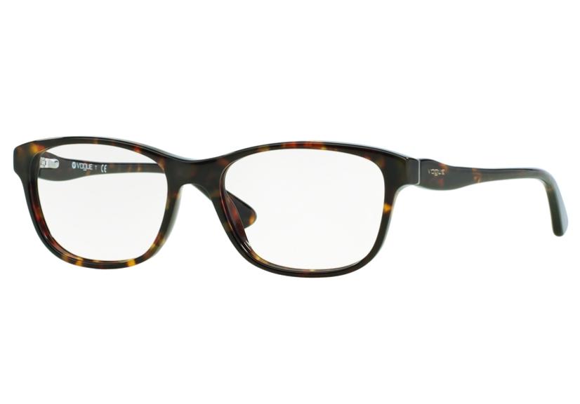 Óculos de Grau Vogue Feminino Tortoise VO 2908 W656 Tam.53
