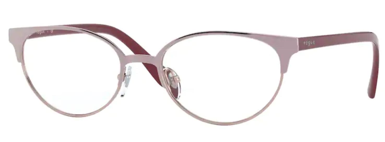 Óculos de Grau Vogue Metal VO 4160 5104 Tam.52