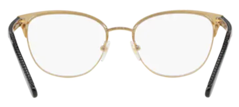 Óculos de Grau Vogue Redondo Preto VO 4088 352 Tam.52