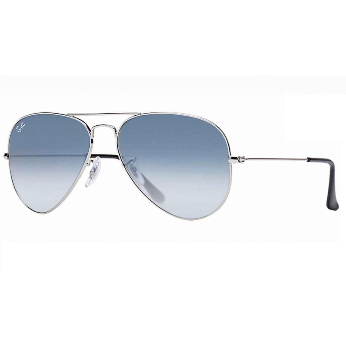 8c1a727b71c75 Óculos De Sol Aviador Ray Ban RB3025 003 3F Tam.55Ray Ban ...
