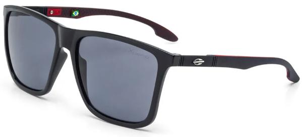 Óculos de Sol Mormaii Hawaii Masculino Preto M0034 A18 03