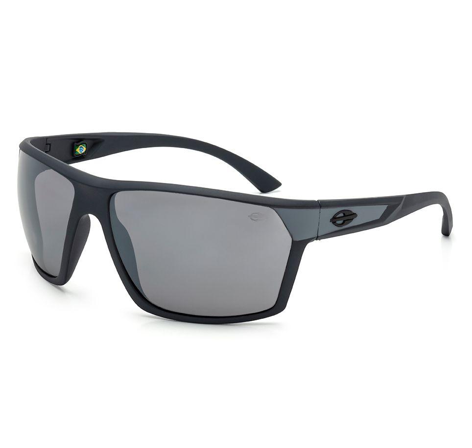 Óculos de Sol Mormaii Storm Masculino Cinza M0079DF509