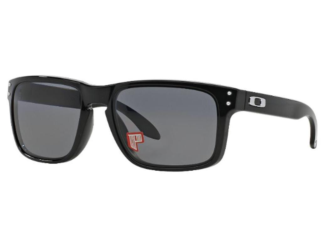 fb5e86137d0ac Óculos De Sol Oakley Holbrook Polarizado OO9102 02 Tam.55Oakley ...