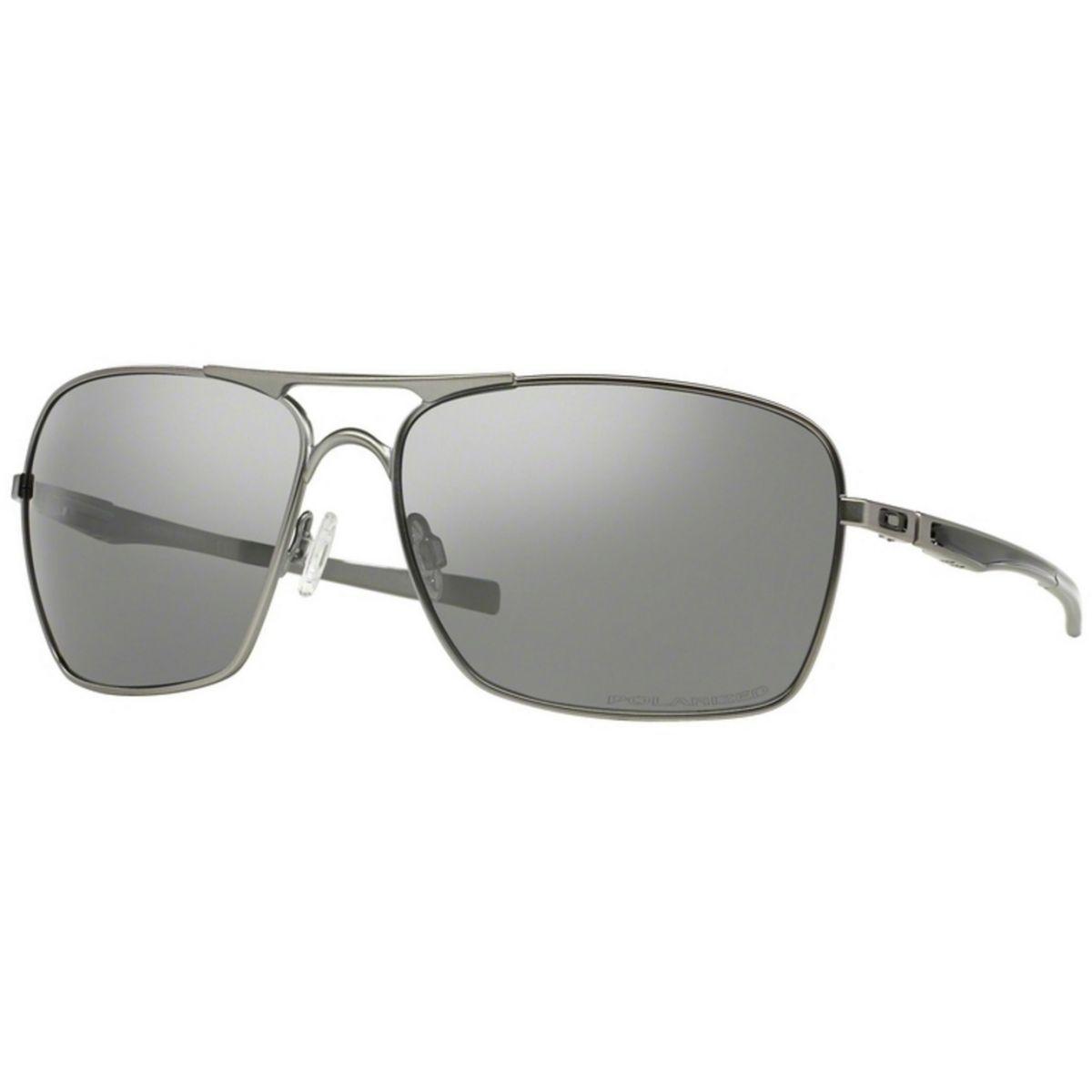 Óculos De Sol Oakley Plaintiff Squared Polarizado OO4063 09Oakley ... 98341ac0fb