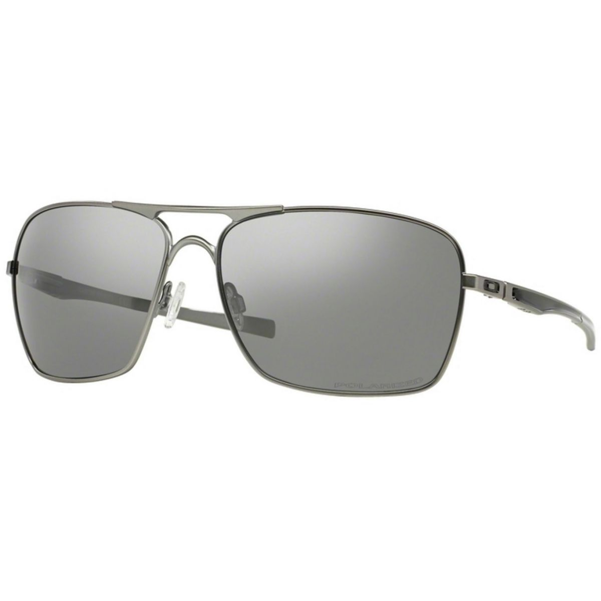 cc5597c76d05a Óculos De Sol Oakley Plaintiff Squared Polarizado OO4063 09Oakley ...