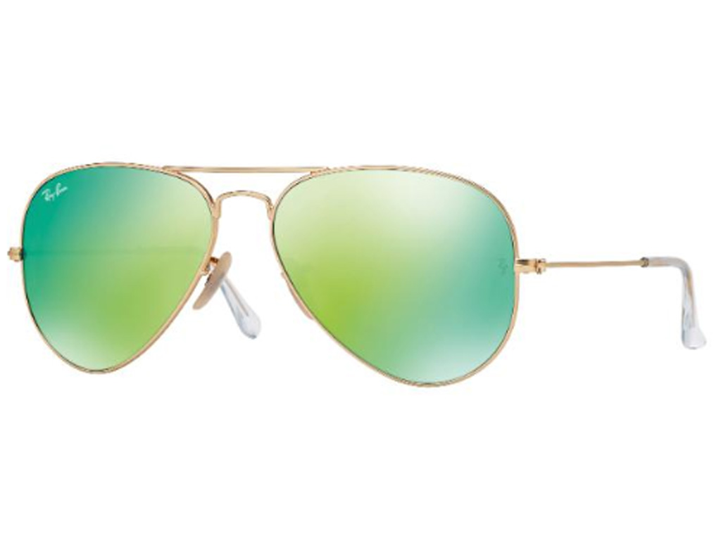 Óculos De Sol Ray Ban Aviador RB3025 112 19 Tam.58Ray Ban ... 568cf2acff
