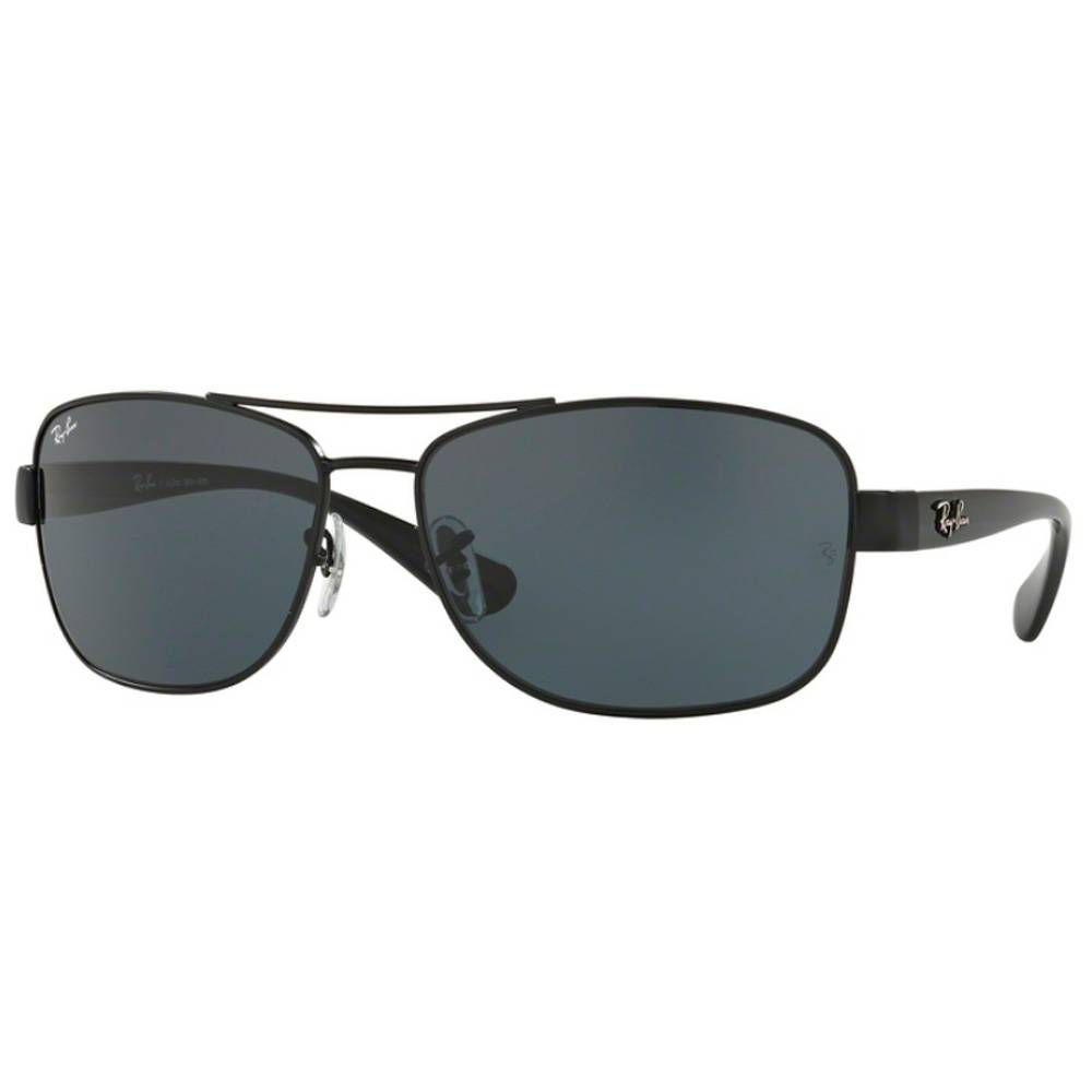 Óculos De Sol Ray Ban Masculino Metal RB3518L 006 87 Tam. 63Ray Ban ... 7aede21281