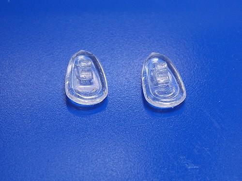 Plaqueta de Silicone Para Óculos De Grau Parafuso 208