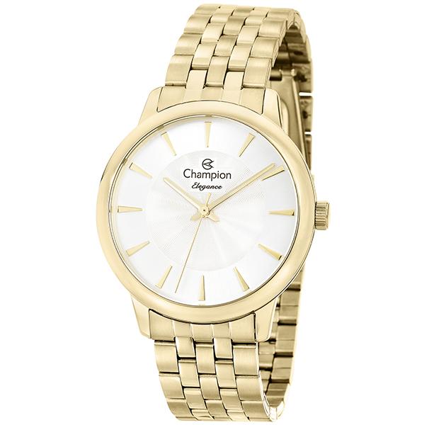 4936fed7e98 Relógio Champion Elegance Feminino Dourado CN27750H