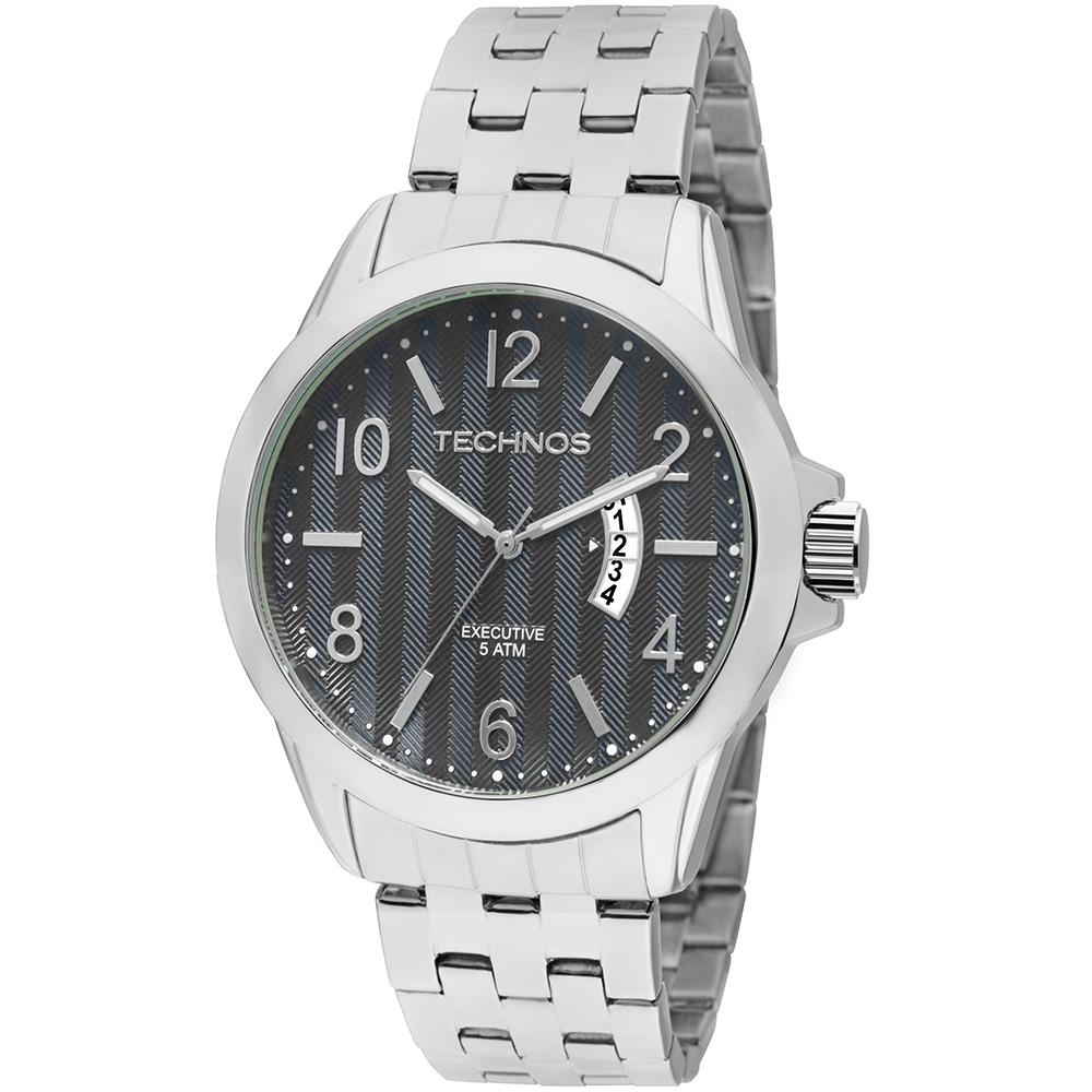 Relógio Technos Classic Executive Analógico 2115KRC/1C