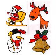 Adesivo Natal - Modelos Sortidos