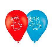 Balão Nº9 Peppa 25Un